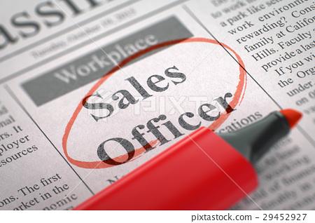 Image result for hiring Sales Officer