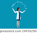 Women dentist hospital workers 29456290