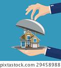 cloche hand house 29458988