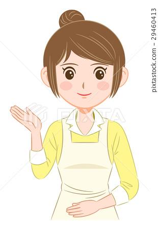 一個年輕成年女性 女生 女孩 29460413