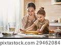 Homemade food and little helper. 29462084