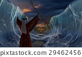 Crossing the Red Sea with Moses 29462456