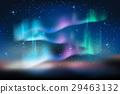 vector, star, sky 29463132