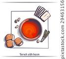 Borsch With Bacon 29463156