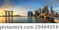 Singapore Skyline and view of Marina Bay 29464058