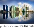 Singapore Skyline and view of Marina Bay 29464066