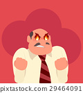 vector angry people 29464091