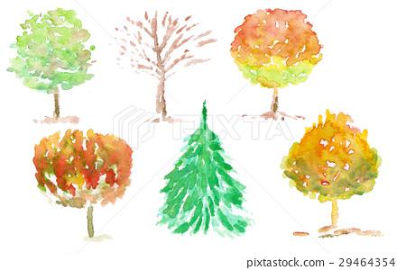 watercolour, watercolors, pigment 29464354