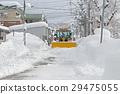 제설, 눈, 스노우 29475055