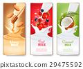 milk, label, fruit 29475592