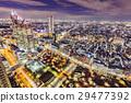 新宿的夜景 29477392
