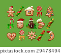 christmas, gingerbread, candy 29478494