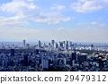도쿄 도시 풍경 신쥬쿠 부도심 29479312