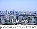 도쿄 도시 풍경 신쥬쿠 부도심 29479326
