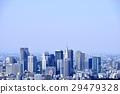 도쿄 도시 풍경 신쥬쿠 부도심 29479328