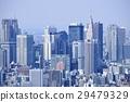 도쿄 도시 풍경 신쥬쿠 부도심 29479329