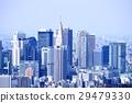도쿄 도시 풍경 신쥬쿠 부도심 29479330
