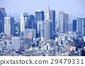 도쿄 도시 풍경 신쥬쿠 부도심 29479331