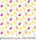 pattern, vector, fruits 29479566