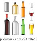 酒 酒精 瓶子 29479623