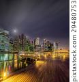 Singapore Skyline and view of Marina Bay 29480753