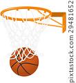 籃球 目標 向量 29481652