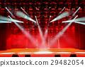 Illuminated concert stage 29482054