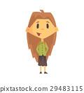 girl long hair 29483115