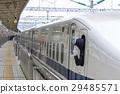 bullet train, shinkansen, start 29485571