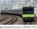 山手线 火车 电气列车 29485705