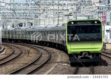 JR東山手線E235系列 29485705
