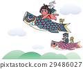 兒童節Kintaro Koinobori Dusan Festival 29486027