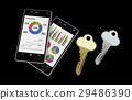 key, keys, security 29486390