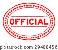 official, stamp, grunge 29488456