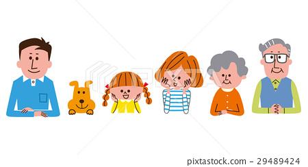 家庭 家族 家人 29489424