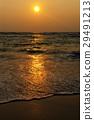 sunset landscape tropical 29491213