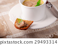 Home made chicken liver pate 29493314