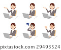 business, woman, businesswoman 29493524