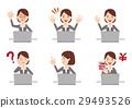 business, woman, businesswoman 29493526