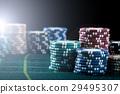 賭場籌碼 29495307