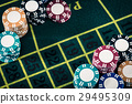 賭場籌碼 29495309