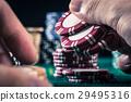 賭場 顆粒 頂端 29495316