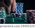 賭場 顆粒 頂端 29495320