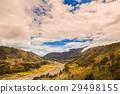 河 山谷 雲端 29498155