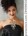 lovely, woman, portrait 29499650