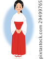 female, lady, woman 29499765