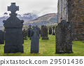 Graveyard Ballachulish with Chapel 29501436