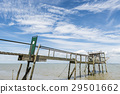 Jetty with door for fishing  Gironde 29501662