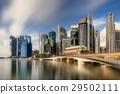 Singapore Skyline and view of Marina Bay 29502111