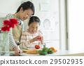 母親和女兒 29502935